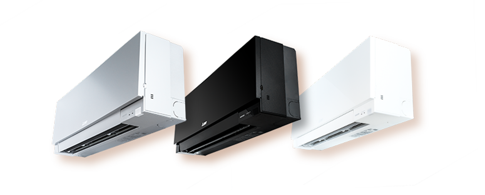 Wall Mounted Heating And Cooling Units : Wall mounted ductless air conditioning